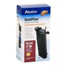 Aqueon QuietFlow Internal Power Filter Mini 10gal