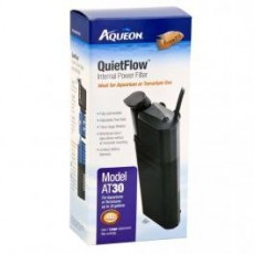 Aqueon QuietFlow Internal Power Filter Medium 30gal