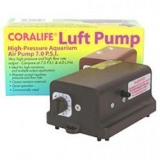 Coralife Luft Pump High Pressure Air Pump Luft Pump 7psi