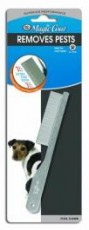 Four Paws Extra Fine Flea Comb for flea removal on fine coats