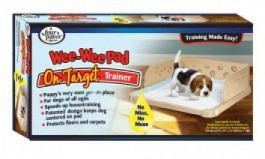 Pet Products Four Paws On Target Trainer WeeWee Pad Holder