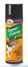 Four Paws Super Catnip Spray 5oz