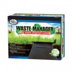 Four Paws Waste Manager Disposal System