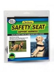 Four Paws Safety Seat Support Harness Medium Black