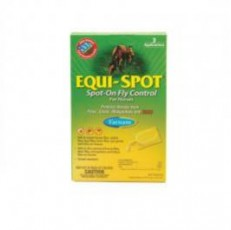 Farnam Equi-Spot Spot On Fly Control for Horses 3x10.0ml