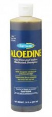 Farnam Aloedine Aloe Vera and Iodine Medicated Shampoo 16oz