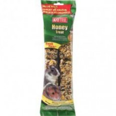 Kaytee Forti-Diet Hamster/Gerbil Honey Stick Value 8oz