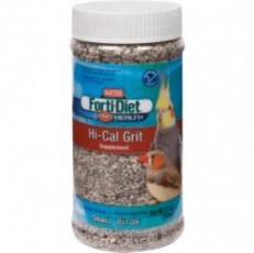 Kaytee Forti-Diet Pro Health Small Bird Hi Calorie Grit Jar 21oz