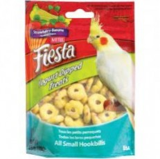 Kaytee Fiesta Yogurt Dip Cockatiel Strawberry/Banana 3.5oz