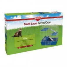 Kaytee My First Home 30 X 18 Multilevel Ferret
