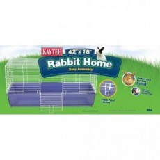 Kaytee My First Home Extra Large Single Pack-Rabbit Home