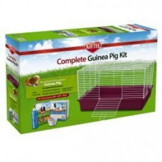 Kaytee My First Home & Fiesta Guinea Pig Complete Kit