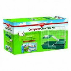 Kaytee My First Home & Fiesta Chinchilla Complete Kit