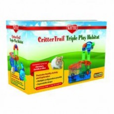 PTS CRITTERTRAIL TRIPLE PLAY