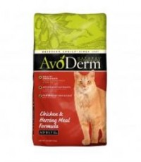 Avoderm Natural Adult Herring Corn Free Cat 3.5Lb