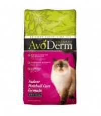 Avoderm Natural Hairball Corn Free Indoor Cat 3.5lb