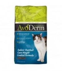 Avoderm Natural Weight Contrl Hairball Corn Free Cat 3.5lb