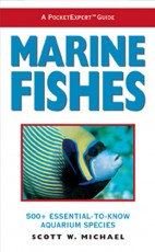 TFH Pocket Expert Guide Marine Fishes Book