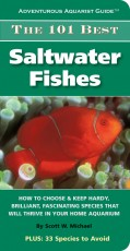TFH The 101 Best Saltwater Fishes Book