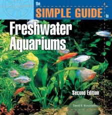 TFH The Simple Guide to Freshwater Aquariums Book
