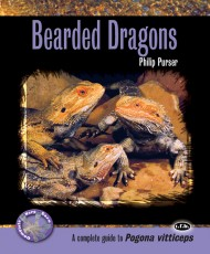 TFH Complete Herp Care Bearded Dragons Book
