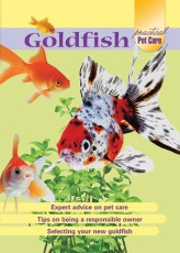 TFH Animal Planet Pet Care Library Aquarium Care of Goldfish Book
