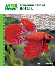 TFH Animal Planet Pet Care Library Aquarium Care of Bettas Book