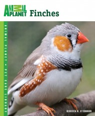 TFH Animal Planet Pet Care Library Finches Book