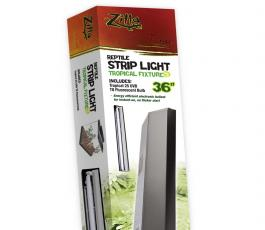 Zilla Reptile Strip Light Tropical Fixture T8 36in