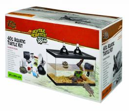 Zilla Kit Aquatic Turtle 40B