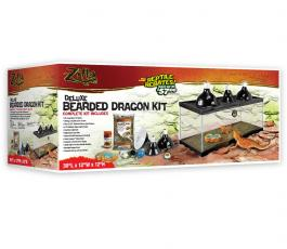 Zilla Deluxe Bearded Dragon Kit 14.5x32x17.75