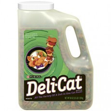 Purina Deli-Cat Cat Food 56 oz. Jug