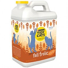 Purina® Tidy Cats® Fall Frolic Clumping Cat Litter 20 lb. Jug