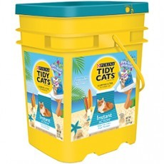 Purina® Tidy Cats® Instant Action Clumping Cat Litter 35 lb. Bucket