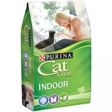 Purina Cat Chow Indoor Cat Food--Hero Images