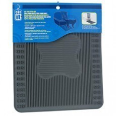 Catit Litter Pan Mat, Gray