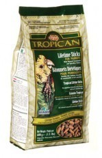 Tropican Lifetime Maintenance Food Sticks, 1.5 pounds, standup zip bag