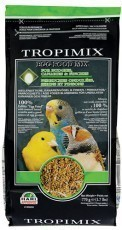 Tropimix Canary/Finch/Parakeet Premium Formula, 1.7 pounds, zip bag