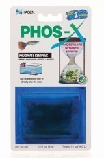 Phos-X Phosphate Remover, 0.14 ounces, Treats 15 gallons
