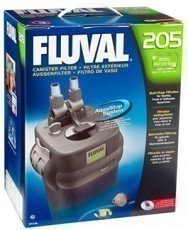 Fluval 205 Canister Filter, 180 gallons per hour