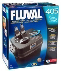 Fluval 405 Canister Filter, 340 gallons per hour