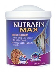 Nutrafin Max Tropical Fish Flakes, 6.77ounces