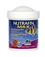 Nutrafin Max Tropical Fish Pellet, 1.41 ounces