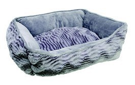Catit Style Cuddle Bed, Savage, Grey X-Small
