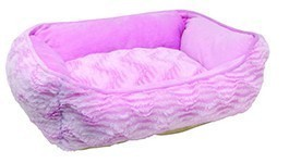 Catit Style Cuddle Bed, Wild Animal, Pink X-Small