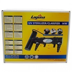 Laguna UV Sterilizer/Clarifier 14 Watts (Ponds up to 1000 gallons