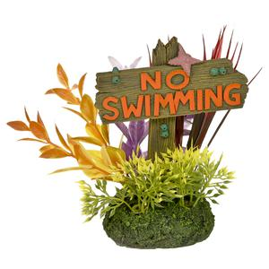 Exotic Environments® No Fishing Sign - Large