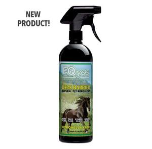 EQyss Barn Barrier Natural Fly Repellent, 32 oz.