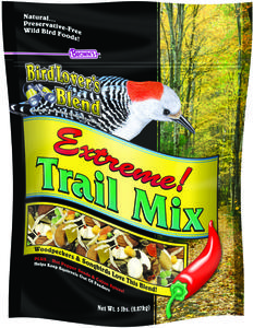 5 lb. Bird Lover's Blend® Extreme!™ Trail Mix (Woodpecker)
