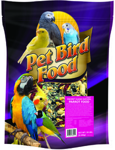 18 lb. Encore® Classic Natural Parrot Food
